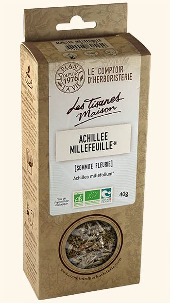 infusion achillée millefeuille