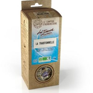 Tisane la traditionnelle bio 25g – du soir