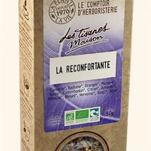La réconfortante bio 50g – tisane polaire