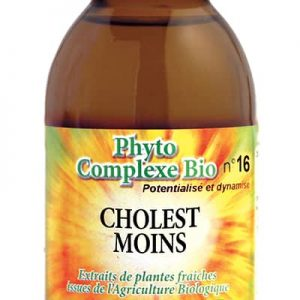 Phyto-complexe BIO Cholest moins 125 ml