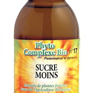 Phyto-complexe BIO  Sucre moins 125 ml