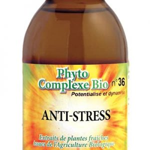 Phyto-complexe BIO Anti-stress 125 ml